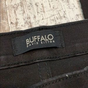 Buffalo David Bitton Jeans - Buffalo David Bitton black Faith skinny jeans